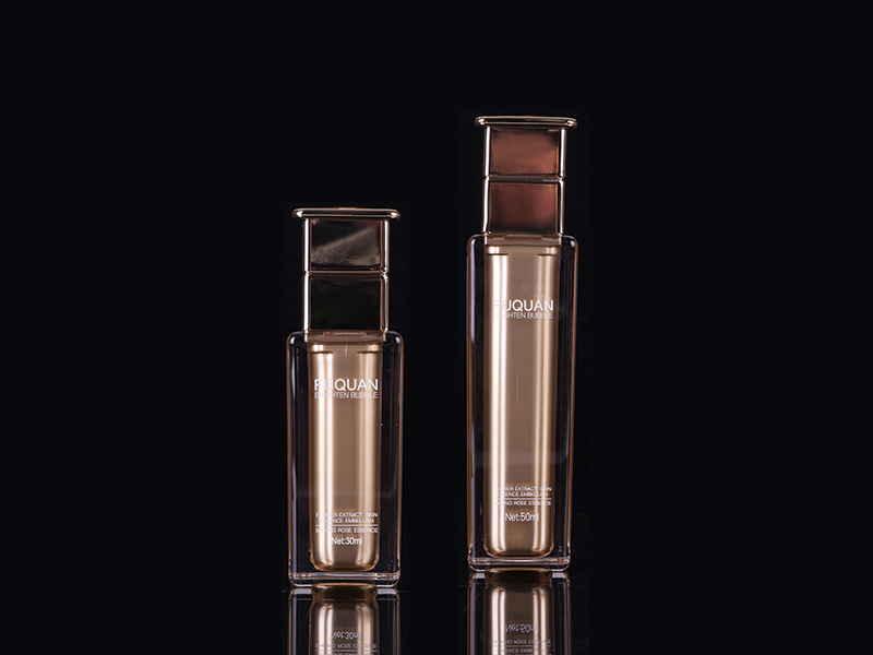 Round Square Bottle Series