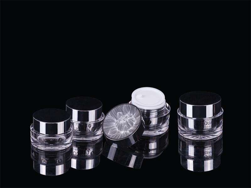 Round Cap Jar Series