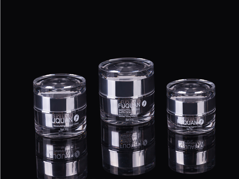 Round Thick Top Straight Bottle Series